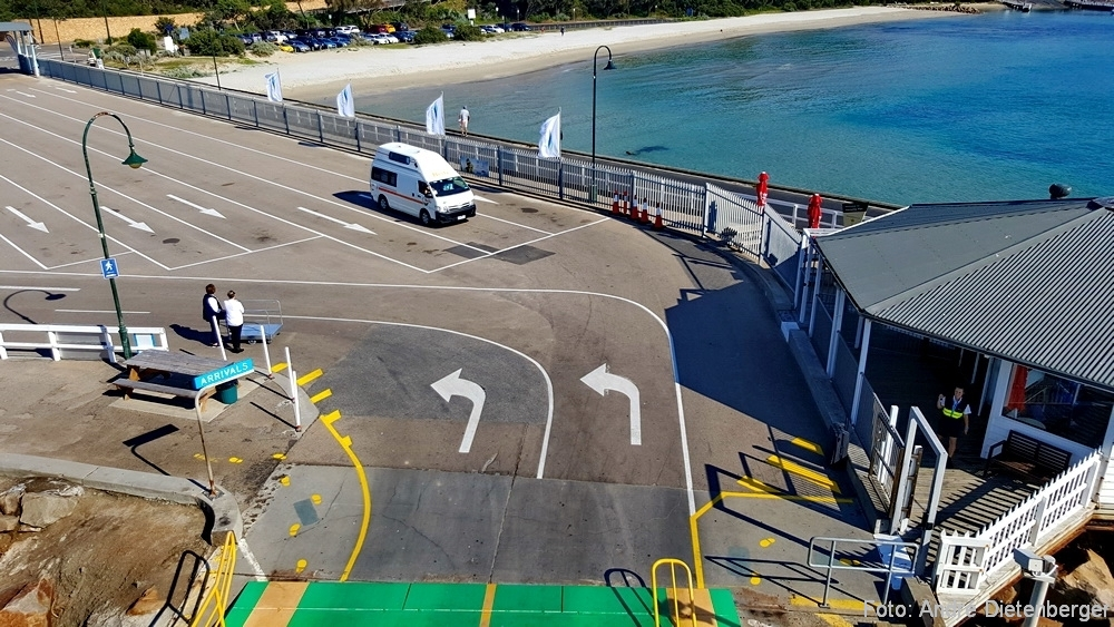Searoad Ferries Sorrento