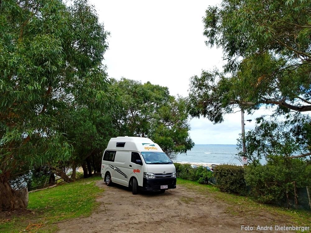 Point Leo Campingplatz