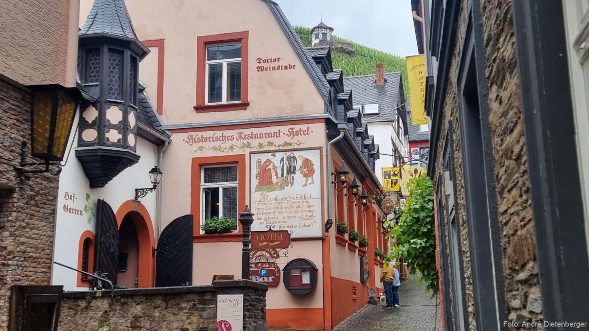 Bernkastel-Kues  - Doctor Weinstube