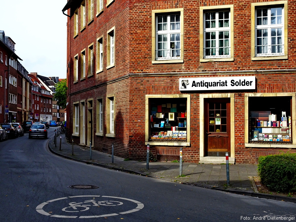 Münster - Antiquariat Solder (Wilsberg)
