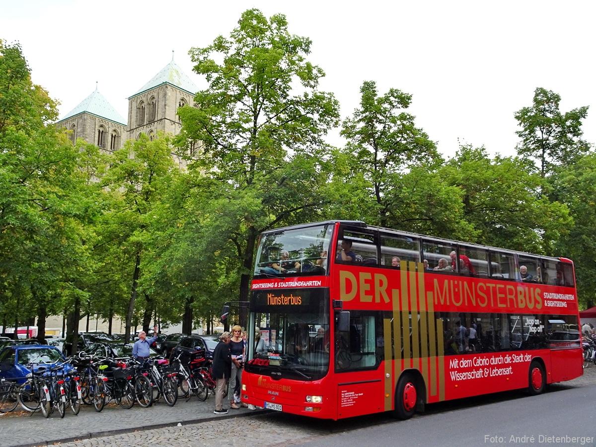 Münster - Hopp On - Hopp Off