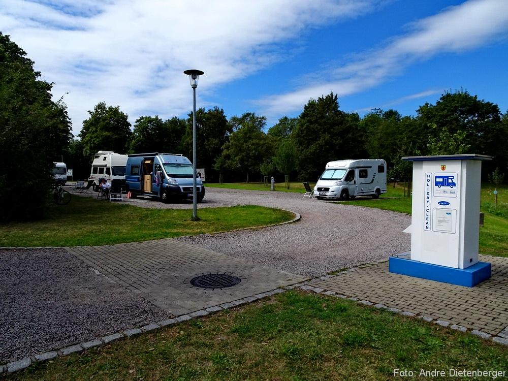 Murg - Wohnmobil-Stellplatz