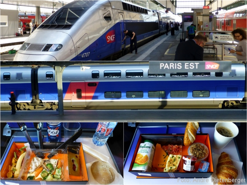 Paris - TGV