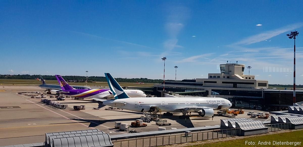 Flughafen Mailand