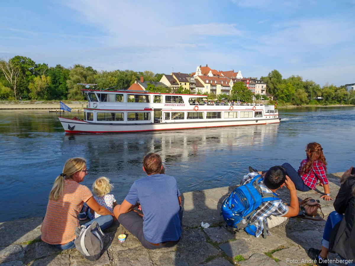 Regensburg - Donauschifffahrt