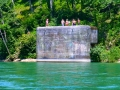 Rheinfall - Rundfahrt Bunker