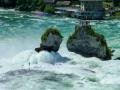 Rheinfall Fels
