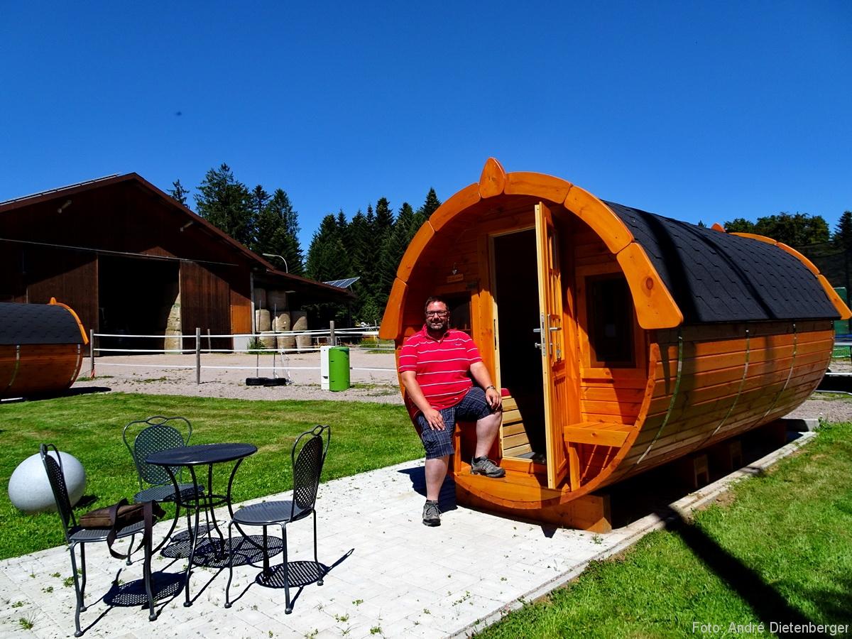 Urlaub Im Holzfass Auf Dem Biohof Gerspach Sudschwarzwald
