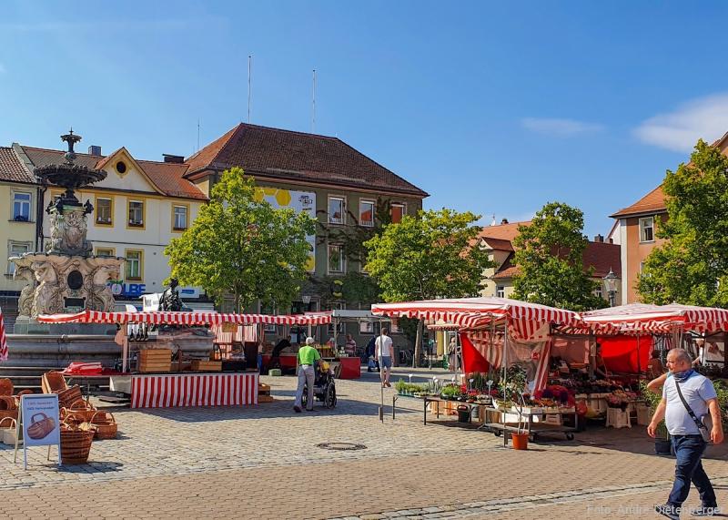 Erlangen Markt