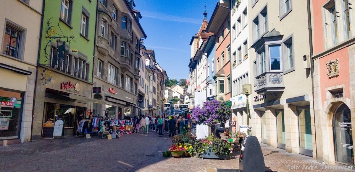 Schaffhausen - Innenstadt