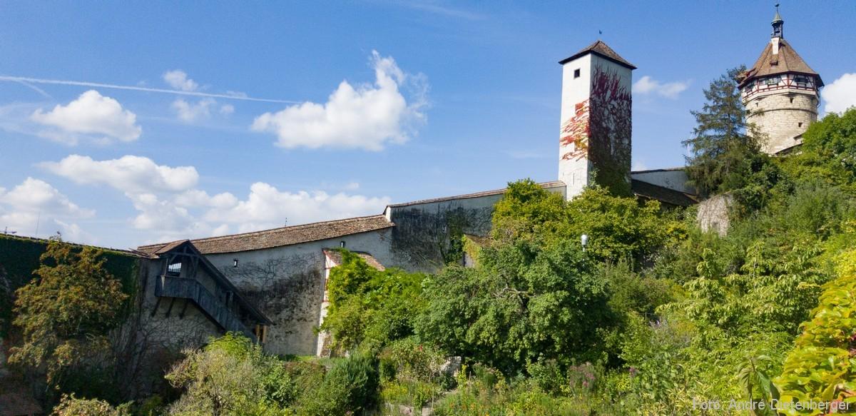 Schaffhausen - Munot