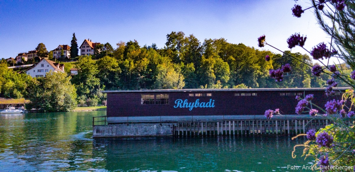 Schaffhausen - Rhybadi