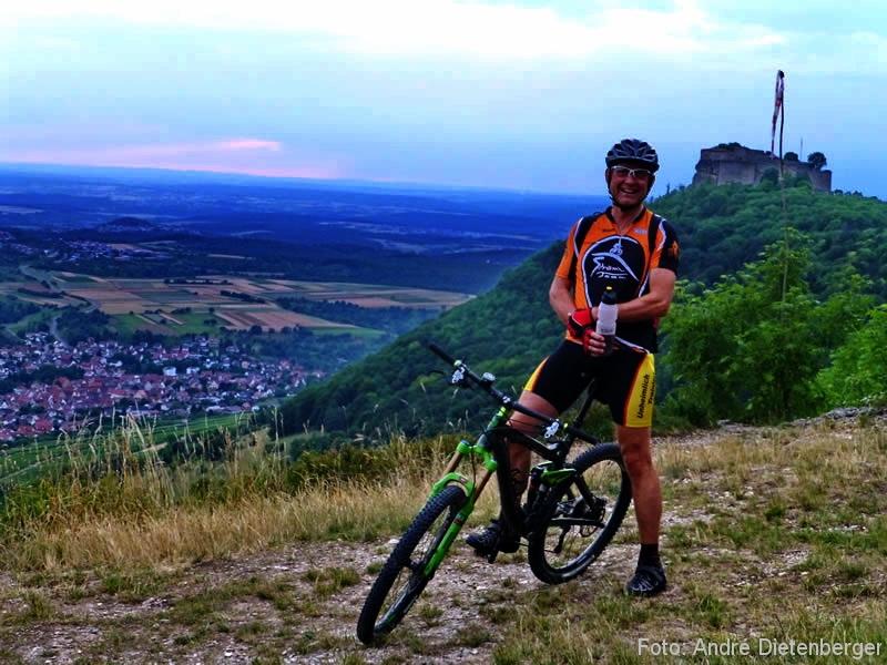 Schwäbische Alb - Fahrrad