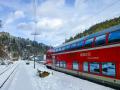 Schwarzwaldbahn - Triberg Bahnhof