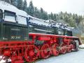 Schwarzwaldbahn - Triberg Dampflok