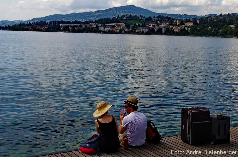 Montreux - Genfersee