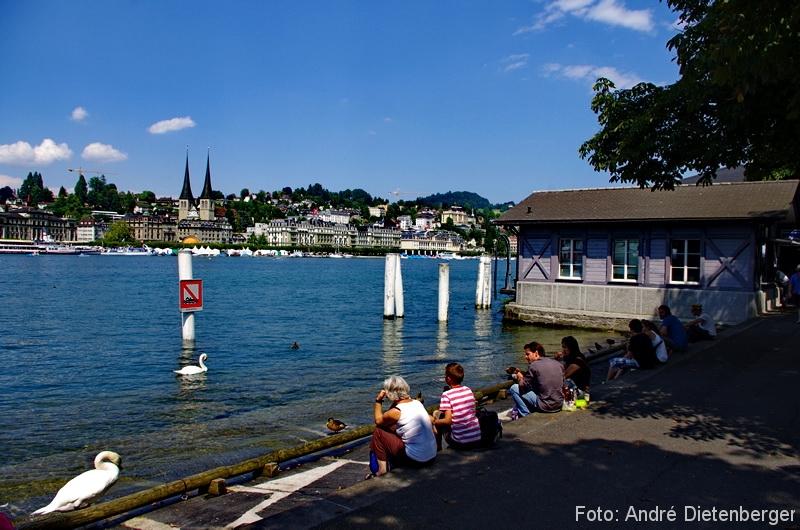 Luzern - Vierwaldstättersee