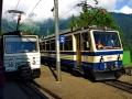 Montreux - Zahnradbahn