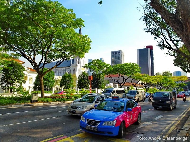 Singapore - Straße