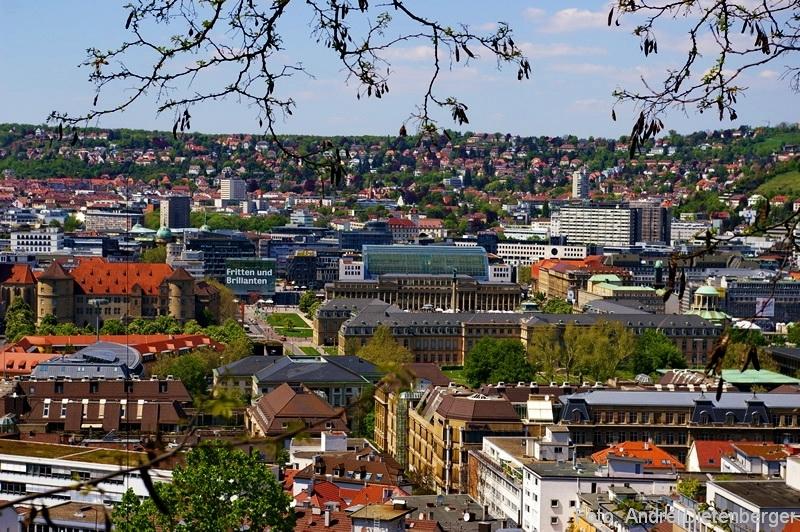 Stuttgart - Panorama
