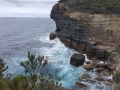 Tasmanische Küste