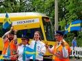 Tram-EM 2018 Winning Team Stockholm