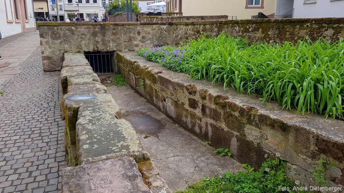 Römische Wasserleitung