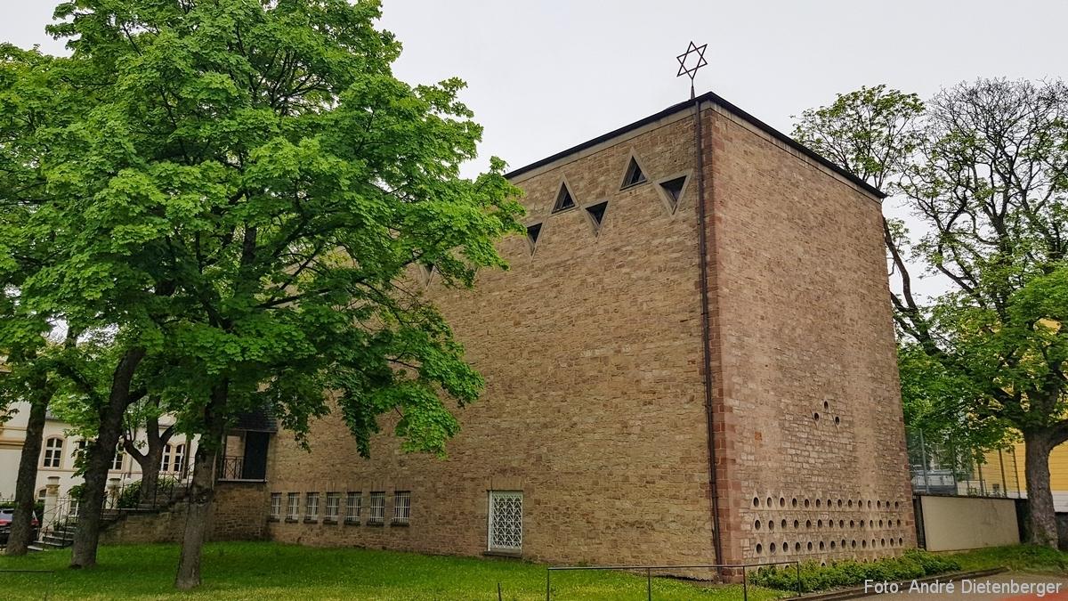 Jüdische Synagoge Trier