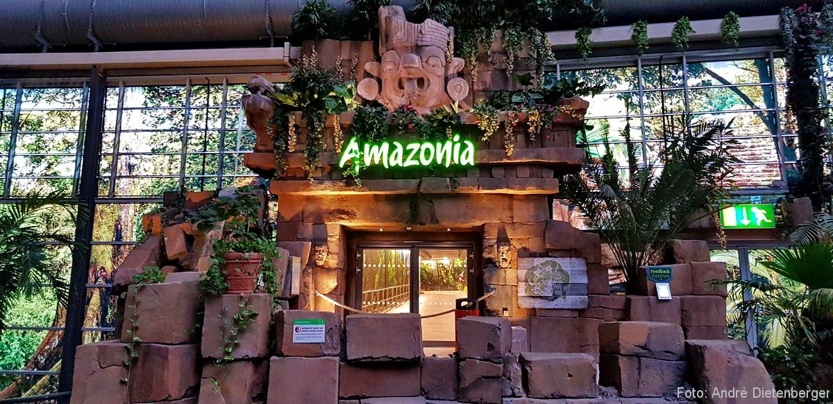 Tropical Islands AMAZONIA