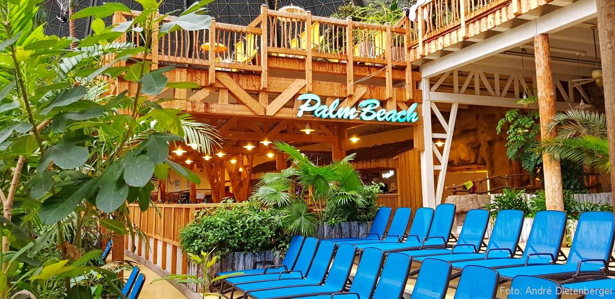 Tropical Islands Palm Beach