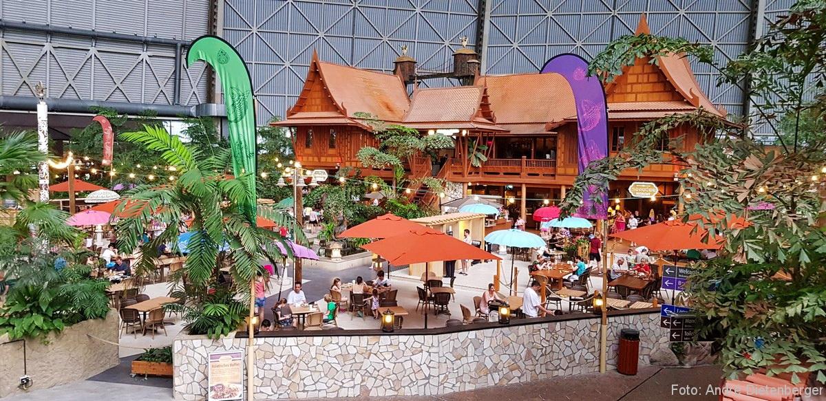 Tropical Islands Frühstücksrestaurant Sawadee