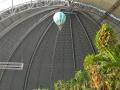 Tropical Islands mit Ballon