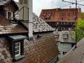 Fischerviertel - Dächer