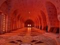 Verdun -Beinhaus von Douaumont - Der Kreuzgang