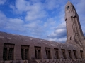 Verdun -Beinhaus von Douaumont - außen