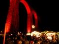 Weihnachtsmarkt Ravennaschlucht - Viadukt & Buden
