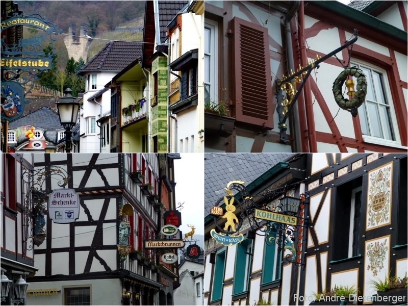 Wirtshausschilder Bad Neuenahr-Ahrweiler