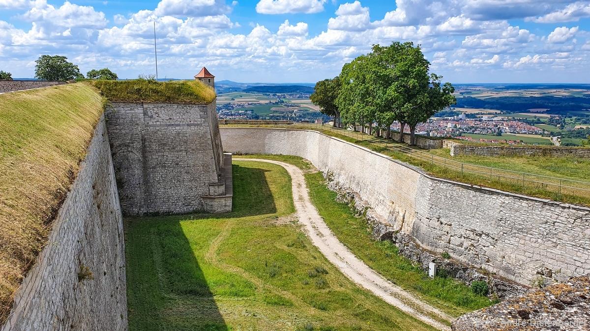 Hohenzollernfestung Wülzburg