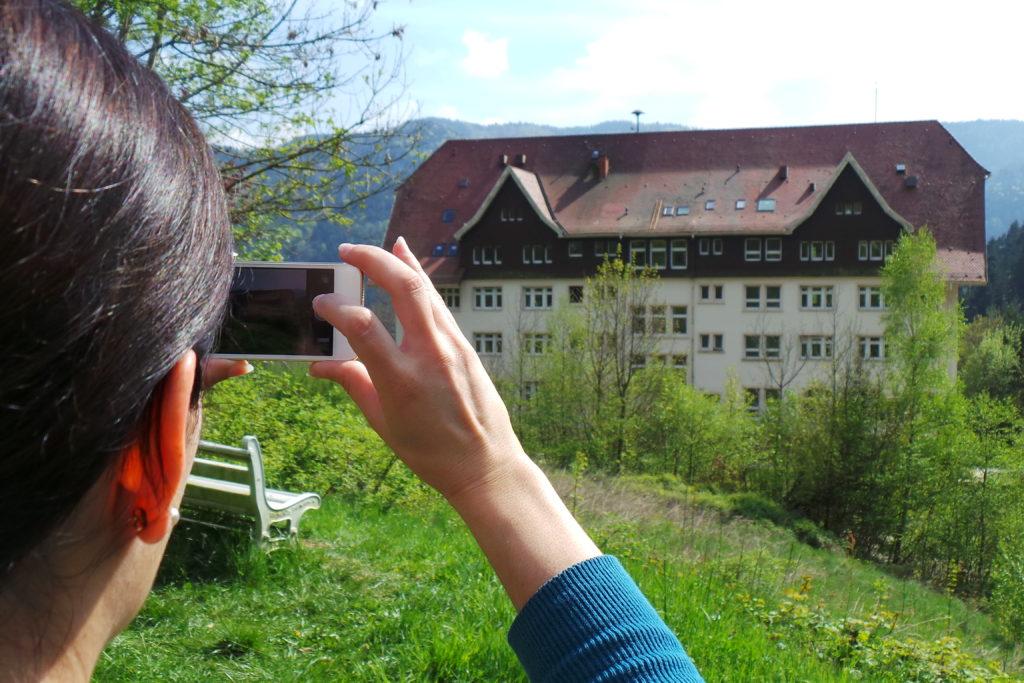 """""""Schwarzwaldklinik"""" Bild: Andrea David"""