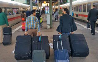 Mit der Bahn reisen: – Teil 2: Tipps für die Bahnreise