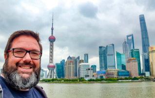 Shanghai – Megacity – Megabeeintruckend