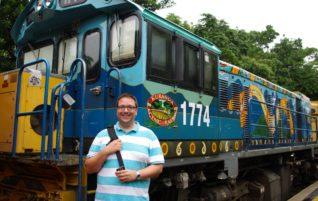 Australien (QLD) Tipp: Kuranda Scenic Railway
