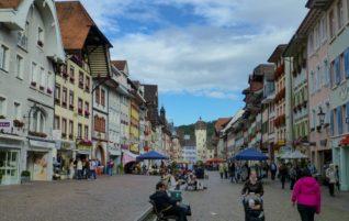 Tagesausflug nach Waldshut am Hochrhein