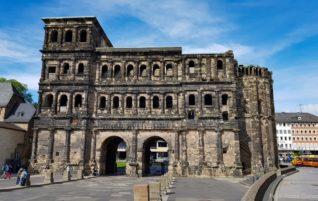Trier, die Römer und ich